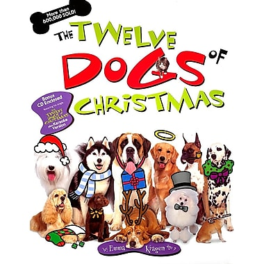 The Twelve Dogs of Christmas [With CD (Audio)]