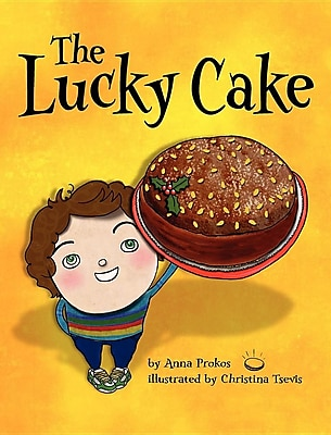 Cake Image With Name Lucky : The Lucky Cake Staples