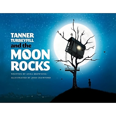 Tanner Turbeyfill and the Moon Rocks [With CD (Audio)]