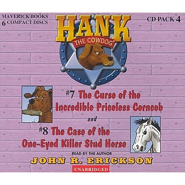 Hank the Cowdog: The Curse of the Incredible Priceless Corncob/The Case of the One-Eyed Killer Stud
