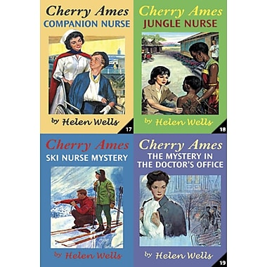 Cherry Ames Boxed Set: Volumes 17-20