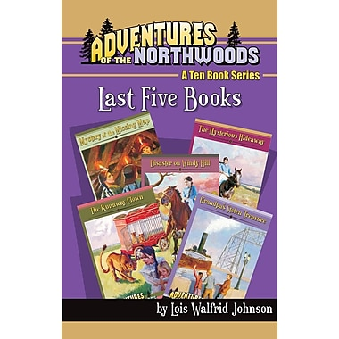 Adventures of the Northwoods Set 2