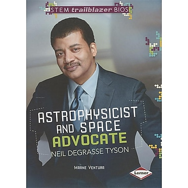 Astrophysicist and Space Advocate Neil Degrasse Tyson