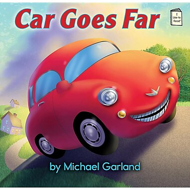 Car Goes Far: I Like to Read