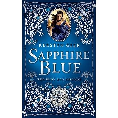 SAPPHIRE BLUE KERSTIN GIER