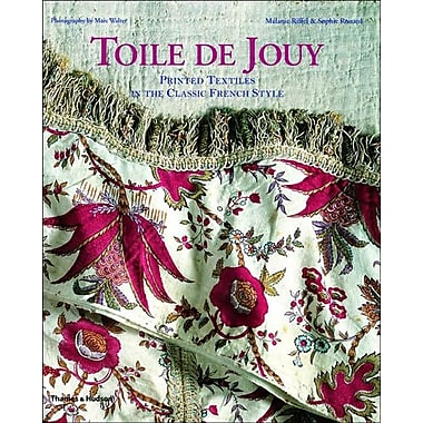 Toile de Jouy: Printed Textiles in the Classic French Style