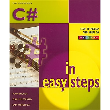 C# in Easy Steps