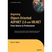 Beginning Object-Oriented ASP.NET 2.0 with VB.NET: From Novice to Professional