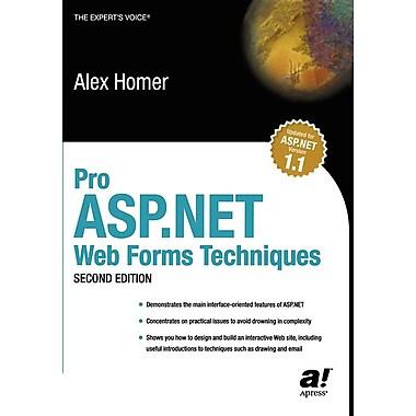 Pro ASP.Net Web Forms Techniques