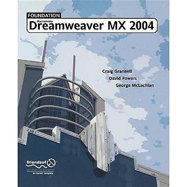 Foundation Dreamweaver MX 2004