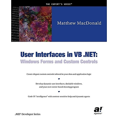 Building User Interfaces in VB.NET
