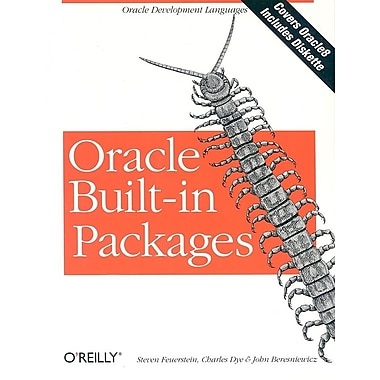 Oracle Built-In Packages [With *]