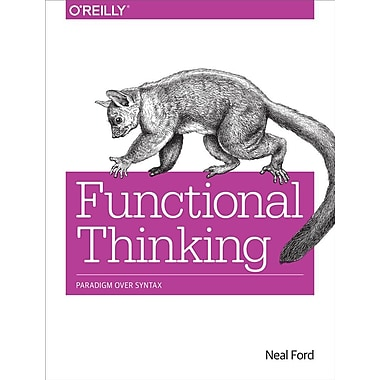Functional Thinking: Paradigm Over Syntax