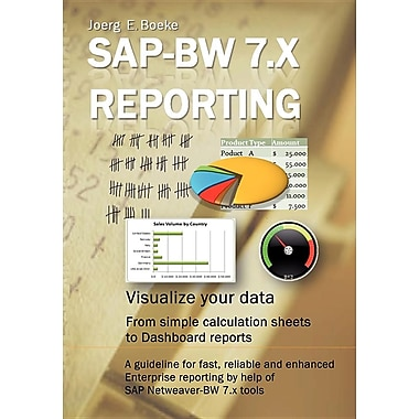 SAP Bw 7.X Reporting - Visualize Your Data: Netweaver Bw 7.X Reporting