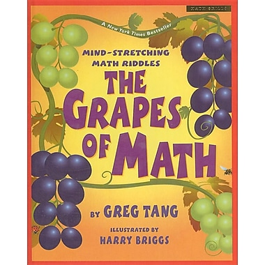 The Grapes of Math: Mind-Stretching Math Riddles