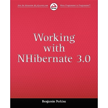 Working with Nhibernate 3.0