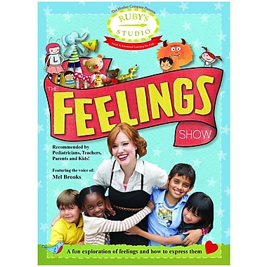 Ruby's Studio: The Feelings Show: A Fun Exploration of Feelings and How to Express Them