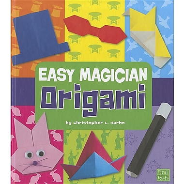 Easy Magician Origami