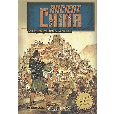 Ancient China: An Interactive History Adventure