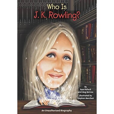 Who Is J. K. Rowling?