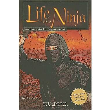 Life as a Ninja: An Interactive History Adventure