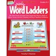 'Daily Word Ladders, Gr. K-1: 80+ Word Study Activities That Target Key Phonics Skills to Boost Young Learners' Reading, Writing