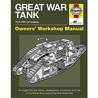 Great War Tank Mark IV