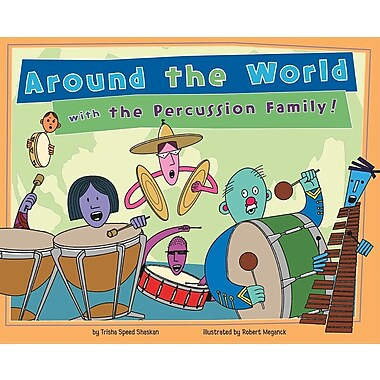 Around the World with the Percussion Family!