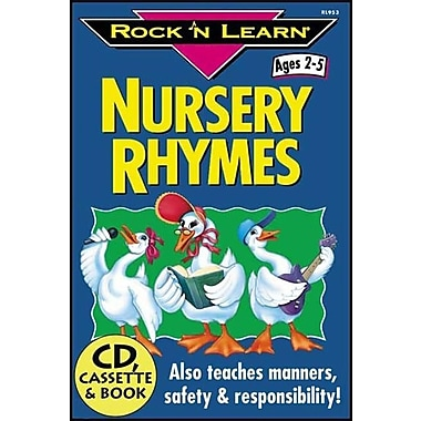 Nursery Rhymes [With Book(s)]