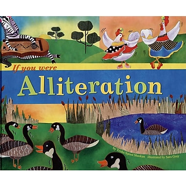 If You Were Alliteration