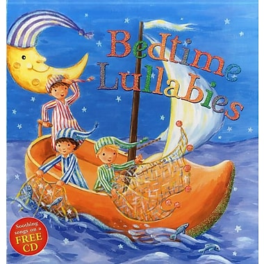 Bedtime Lullabies [With CD (Audio)]