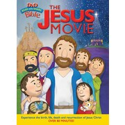 The Jesus Movie: Read and Share DVD Bible