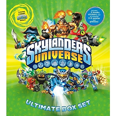 Skylanders Universe Ultimate Box Set