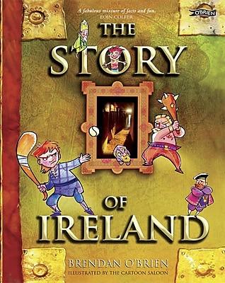 The Story of Ireland (Pocket Sized) 1308195