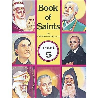 Book of Saints, Part 5