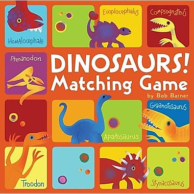 Dinosaurs! Matching Game