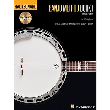 Banjo Method, Book 1 [With CD (Audio)]