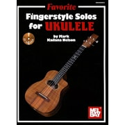Favorite Fingerstyle Solos for Ukulele [With CD (Audio)]