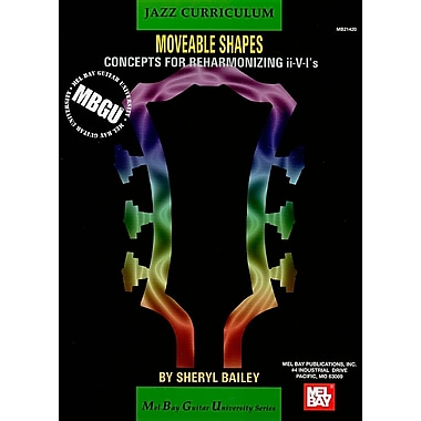 Jazz Curriculum: Moveable Shapes: Concepts for Reharmonizing ii-V-I's