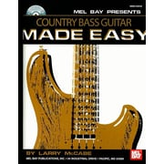 Country Bass Guitar Made Easy [With CD]