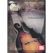 J. S. Bach for Mandolin [With CD]