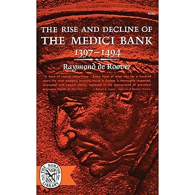 The Rise and Decline of the Medici Bank 1397-1494