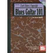 Duck Baker's Fingerstyle Blues Guitar 101 [With CD]