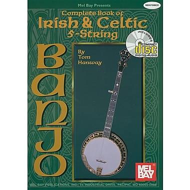 Complete Book of Irish & Celtic 5-String Banjo