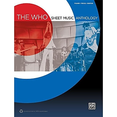 The Who Sheet Music Anthology