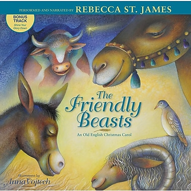 Friendly Beasts [With CD (Audio)]