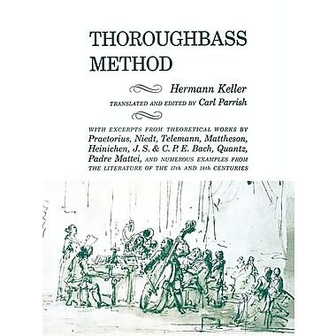 Thoroughbass Method