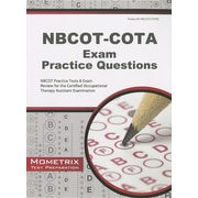 NBCOT-COTA Exam Practice Questions:  NBCOT Practice Tests & Exam Review for Certified Occupational Therapy Assistant Examination