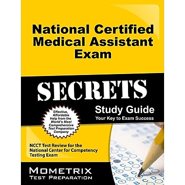 Ntl Certified Medical Assistant Exam Secrets: Study Guide