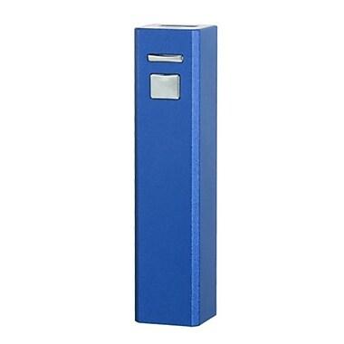 Insten® 2200 mAh Li-Ion Power Bank, Dark Blue